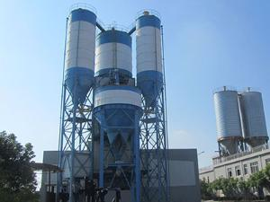 Dry Mix Mortar Production Plant, SHZ Series